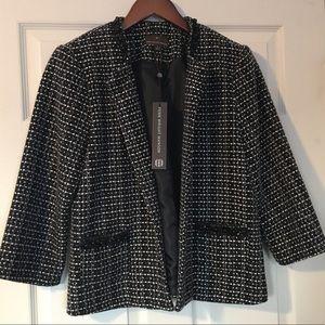 NWT! Fenn Wright Manson black blazer Size L
